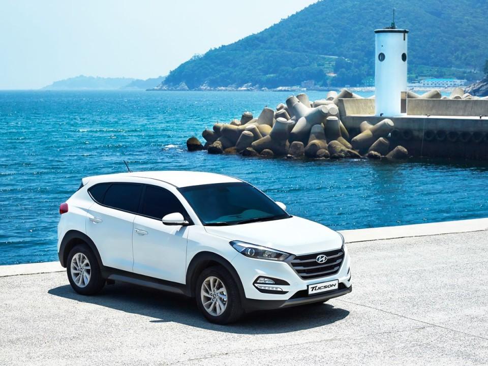 Hyundai Tucson Diesel Financio