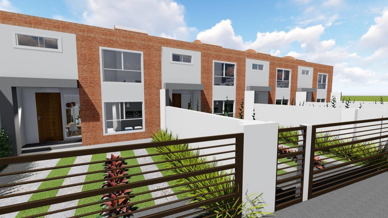 Duplex a estrenar z/ veranda