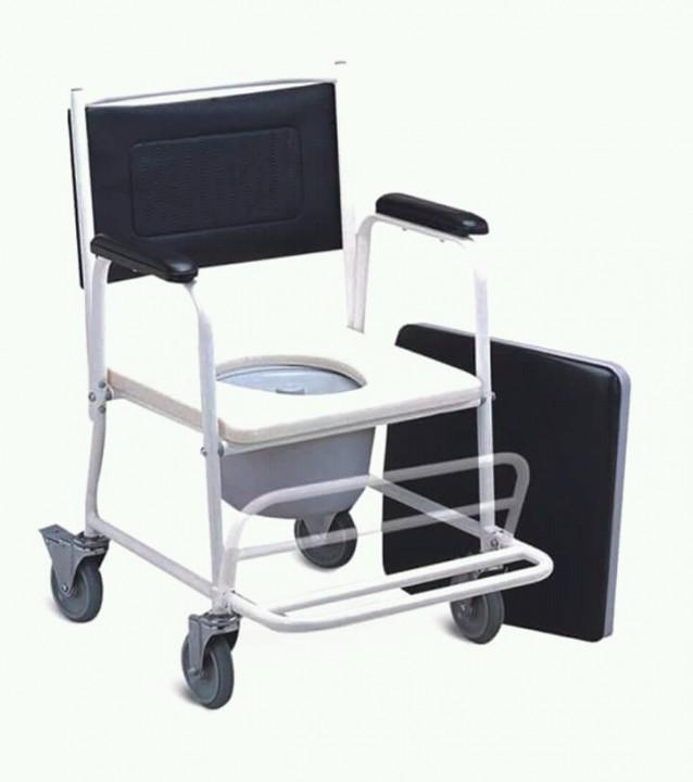 Silla de ruedas sanitaria