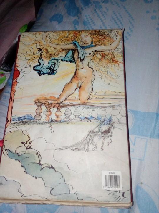 Libro de don quijote