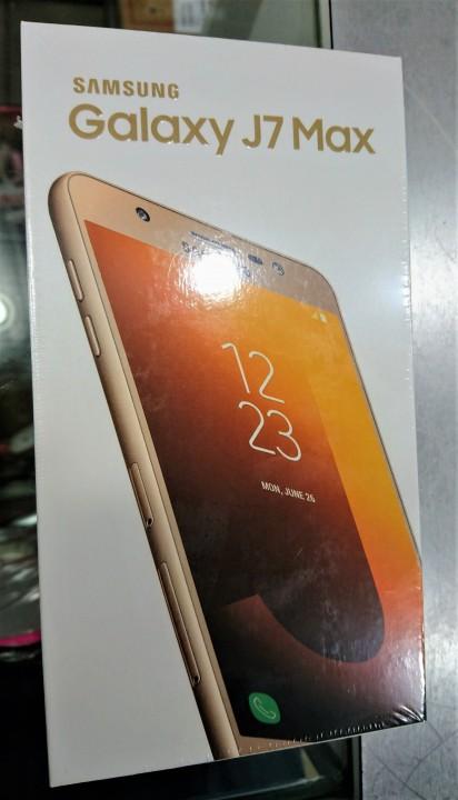 Samsung J7 Max de 4gb Ram y 32gb Rom
