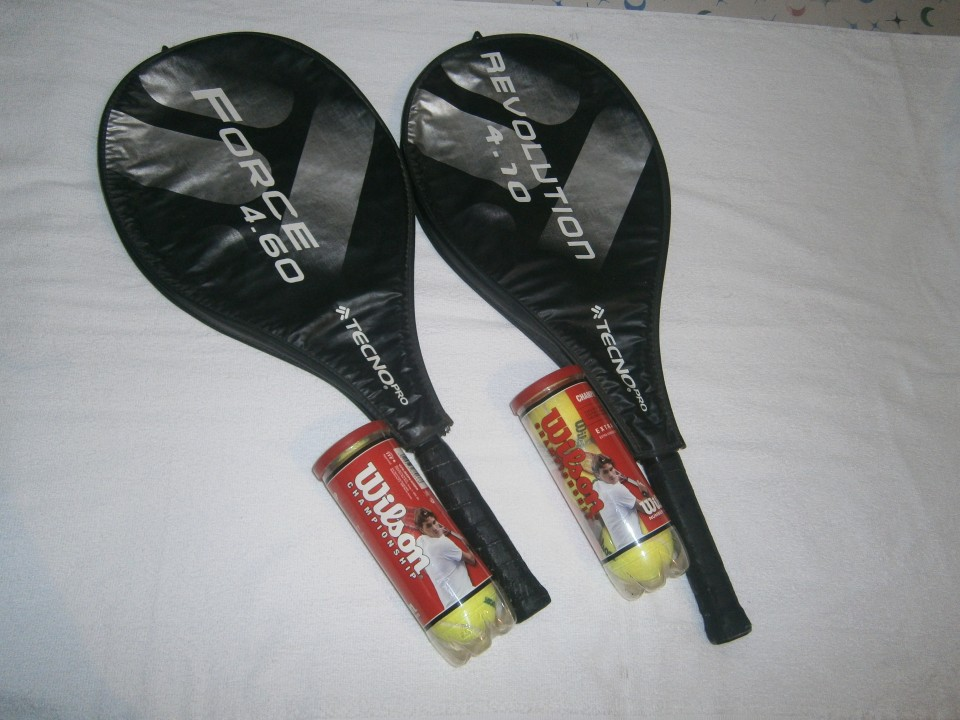 Raquetas tenis Tecnopro