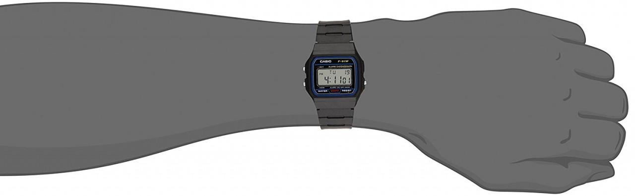 Reloj Casio F-91W