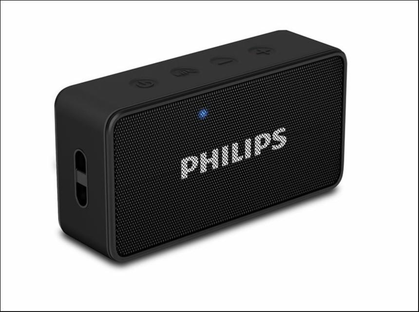 Parlante portátil Philips bt60bk94 - 0