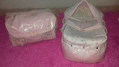 Transportador y bolso para bebé