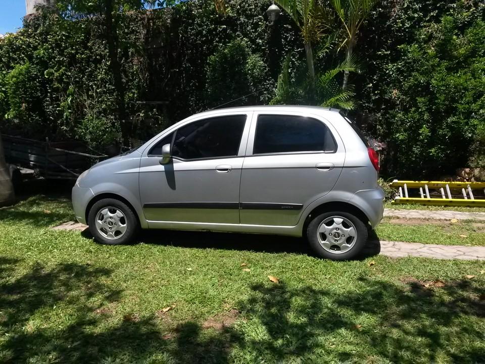 Chevrolet Spark 2009