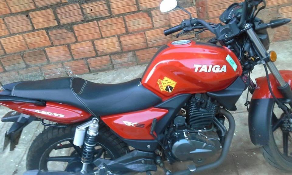 Taiga Rks 200 cc