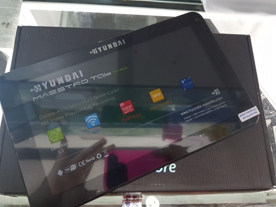Tablet hyundai nuevo a chip en luchocell2!!!