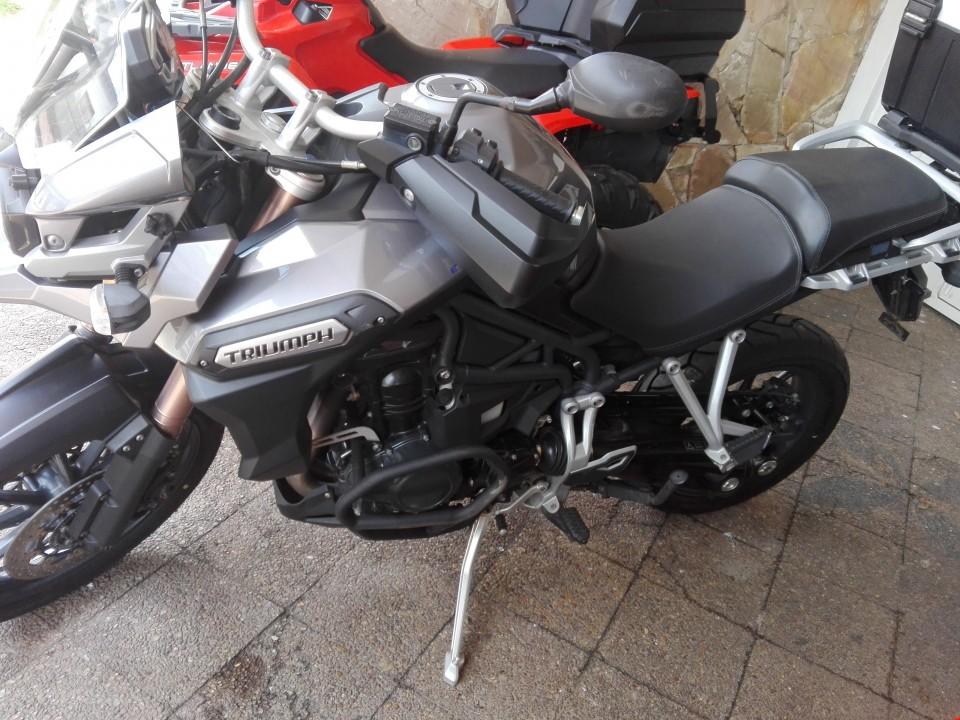 Moto Triumph Tiger Explorer 2012 de 1200 cc