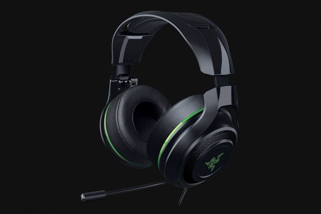 Auricular Gamer Razer ManO'War Chroma 7.1 Surround