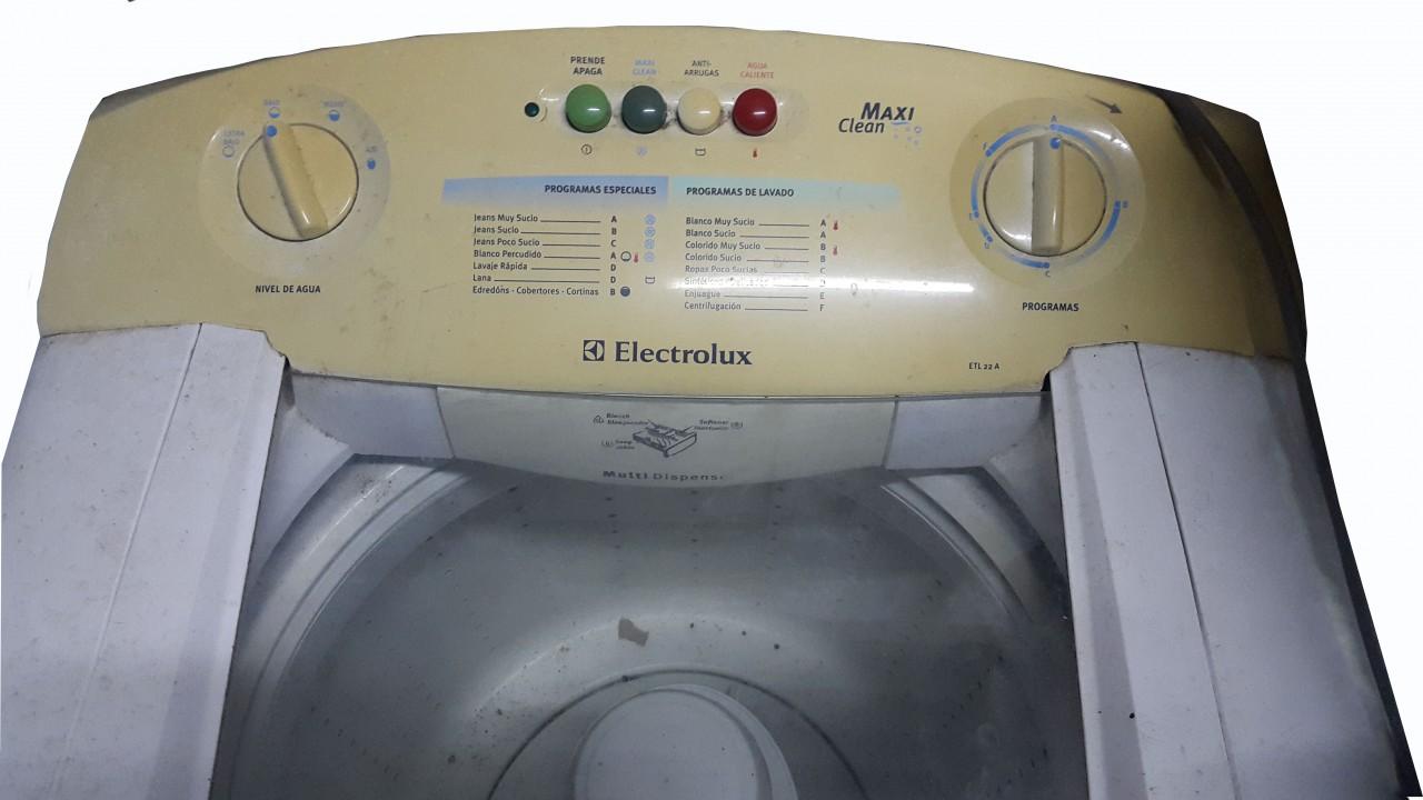 Lavarropas Electrolux Maxi Clean