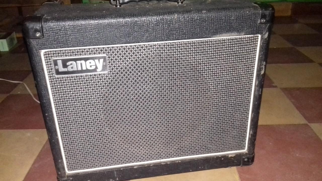 Amplificador Laney 35w