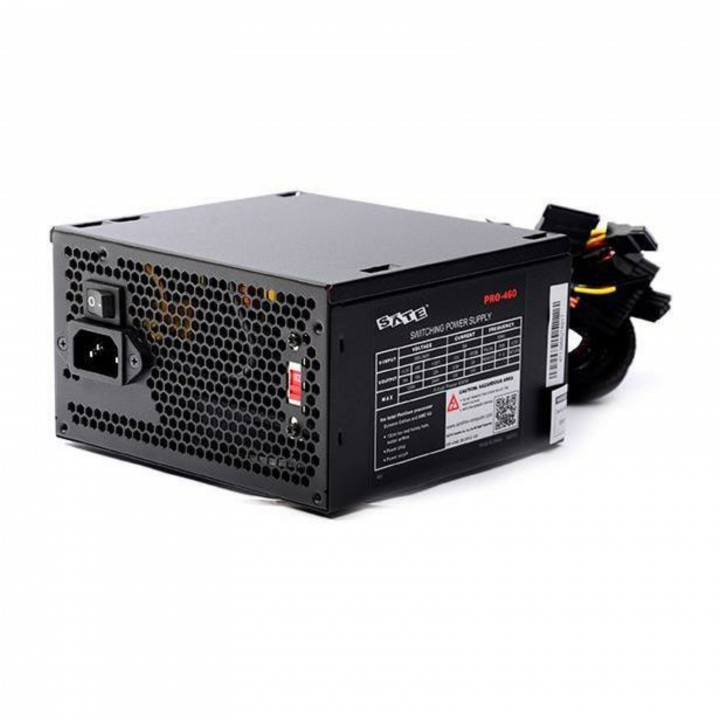 Fuente para PC Sate 400W real pro-460