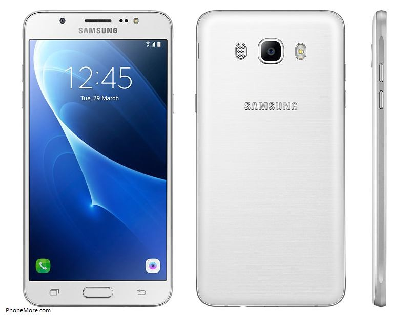 Samsung Galaxy J7 blanco de 16 gb