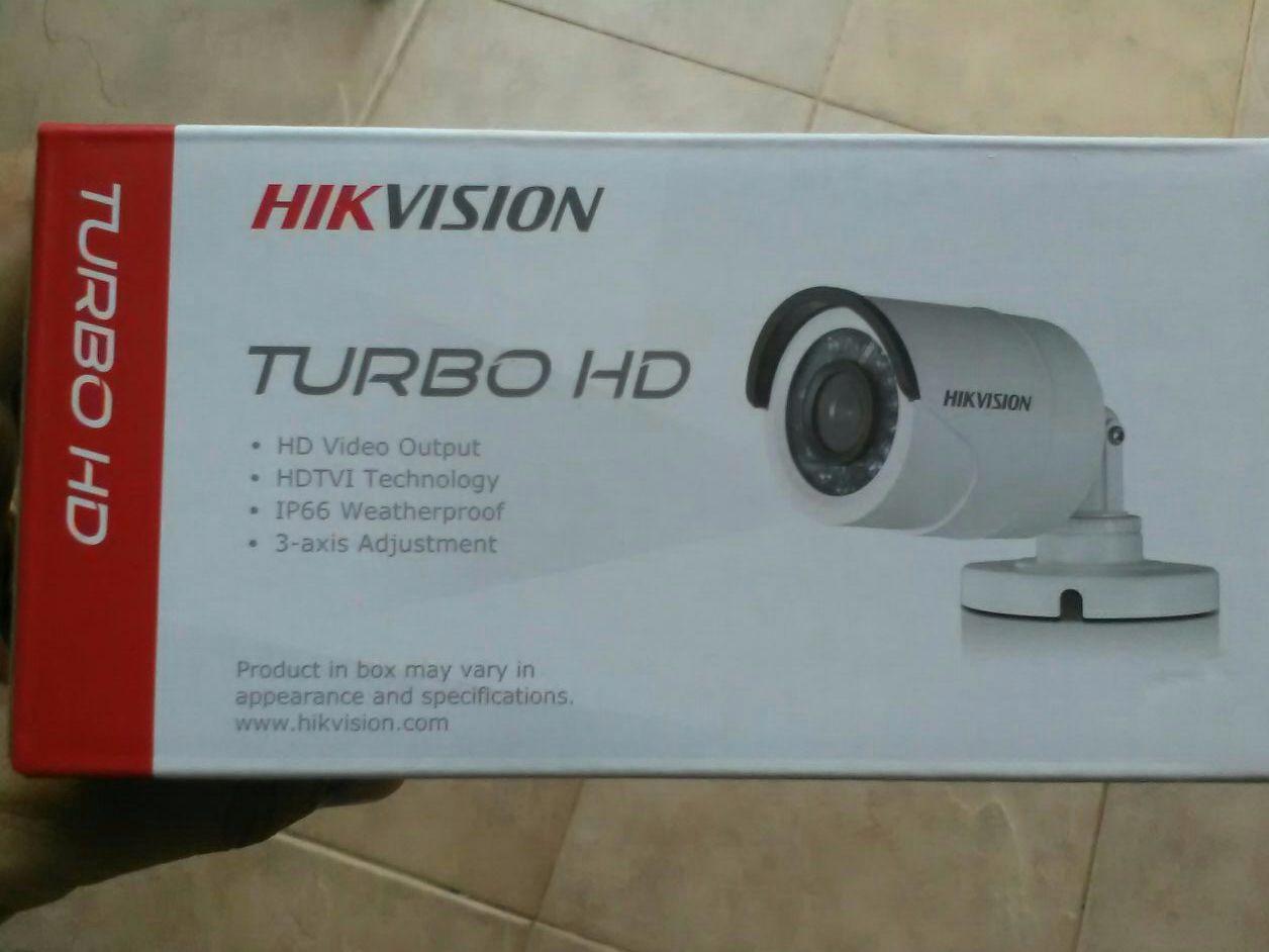 Camara HD Hikvision