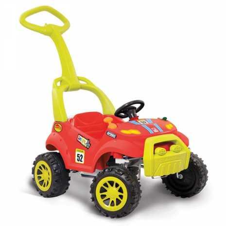 Auto Smart Bandeirante A Pedal - 0