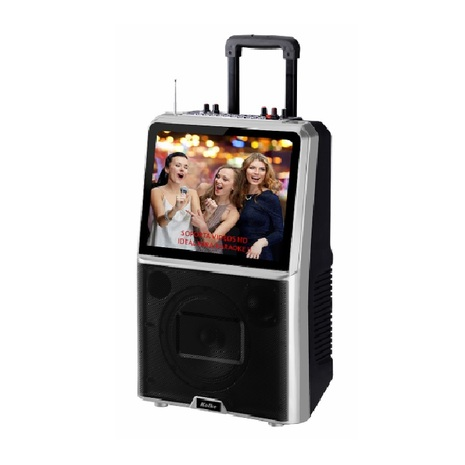 Parlante karaoke kolke kpb29 - 0