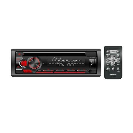 Autorradio Pioneer DEH-S1200U con control - 0