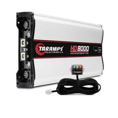 Amplificador taramps hd/md 800 - 0