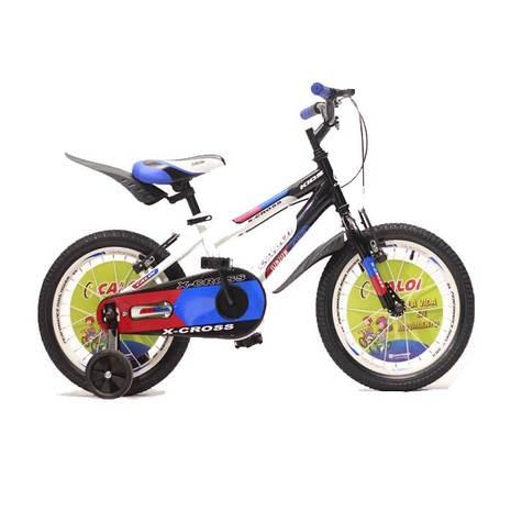 """Bicicleta caloi x cross 16"""" - 0"""