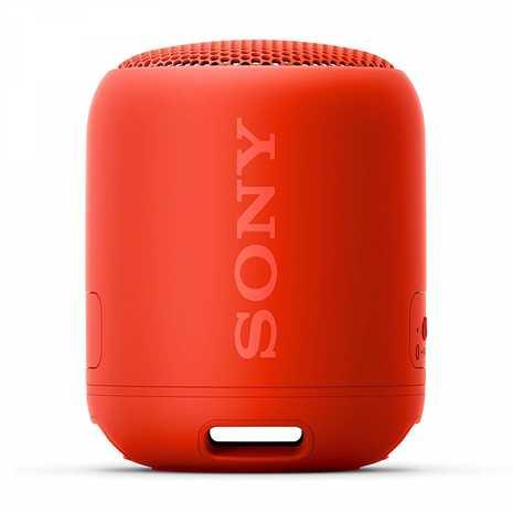 Speaker Portatil Sony Srs Xb12 Rojo - 0