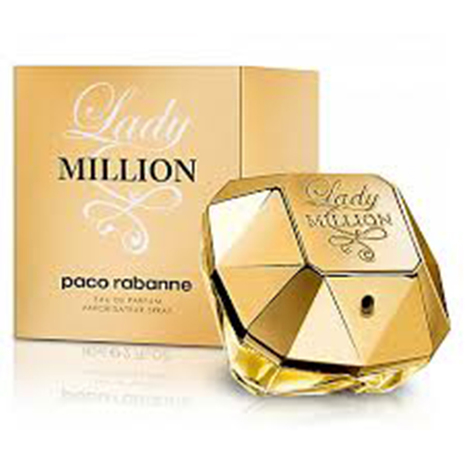 Perfume lady million paco raba - 0