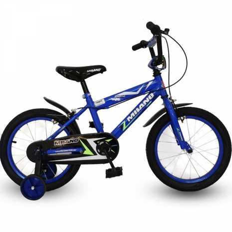 """Bicicleta Milano Aro 16"""" Bmx - 0"""