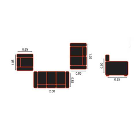 Sofa valencia 3.1.1 - 0