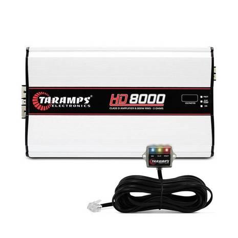 Amplificador taramps hd/md 800 - 1