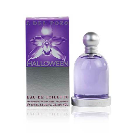 Perfume hallowen dama 100ml - 0