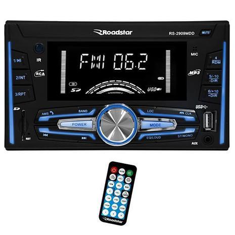Autorradio Roadstar 2909Mdd - 0