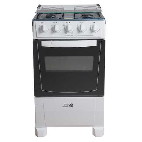 Cocina A Gas Jam Estandar 4 H - 0