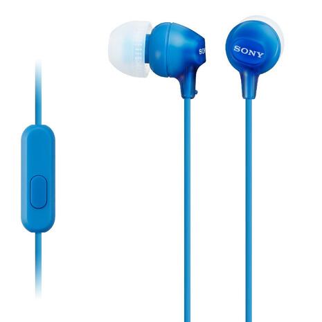 Auricular Sony Mdr Ex15 Ap Blue - 1