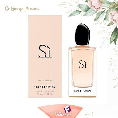 Perfume Si Giorgi Armani - 0