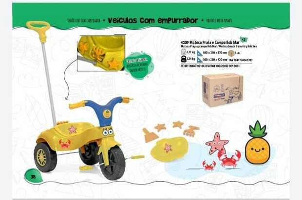 Moto Playa Y Campo 4239/4231 - 0