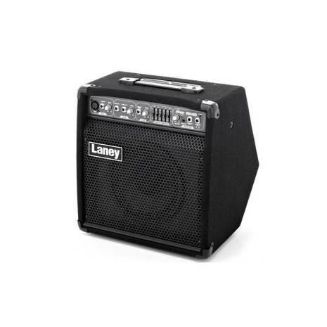 Amplificador laney - 0