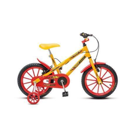 Bicicleta Hotcolli aro 16 - 0