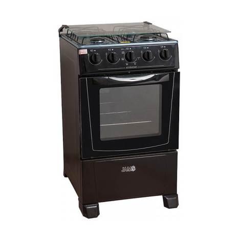 Cocina jam 4h standard negro - 0