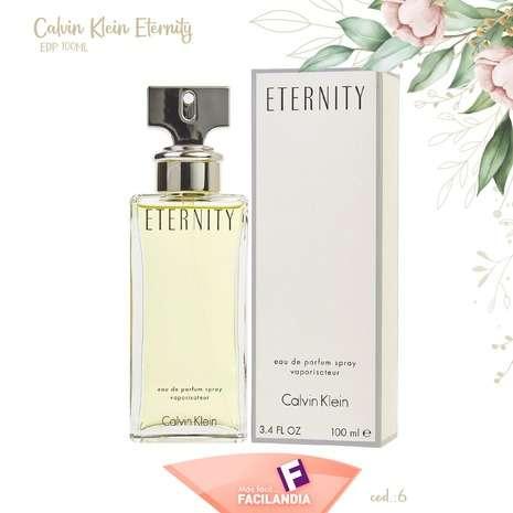 Perfume Eternity Fem 100ml - 0