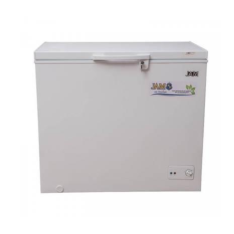 Congelador jam 200 litros 1 ta - 1