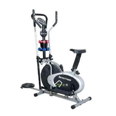 Bicicleta elliptical tecnofitn - 0