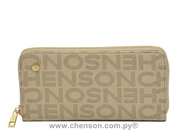 Billetera Chenson Con Letras - 1