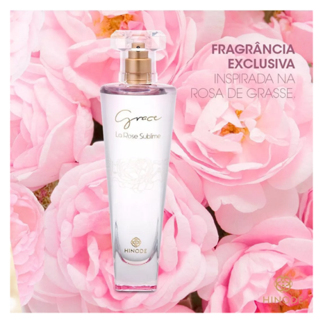 Juego Comedor Ratam + Mata insectos+ Perfume Grace La Rose - Sublime