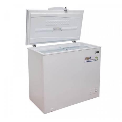 Congelador jam 200 litros 1 ta - 0