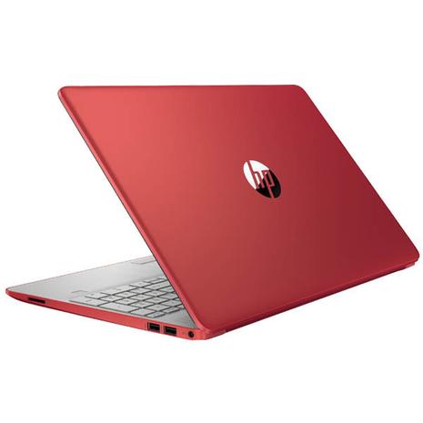 Notebook HP 15.6 Intel Pentium 4GB/128GB Scarlet Red - 0