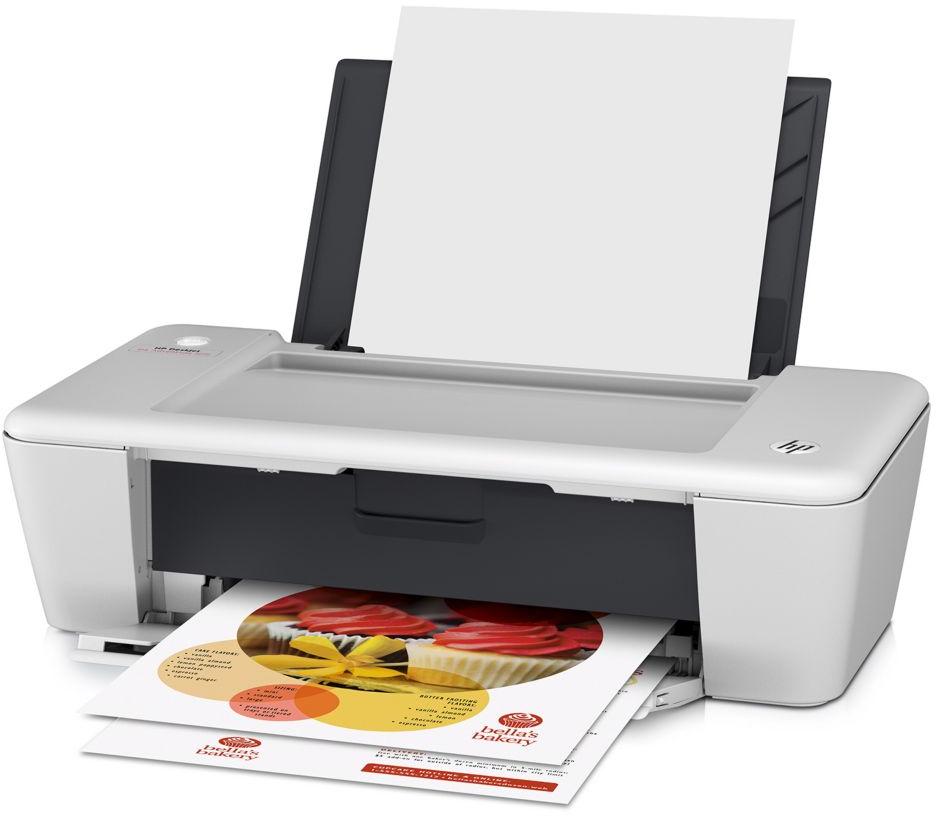 Impresora inkjet HP deskjet 1115 blanco cartucho 664 - 0