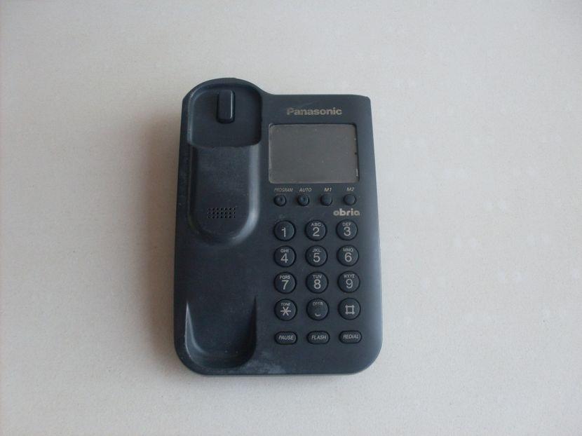 Teléfono Panasonic KX-TS9LBG