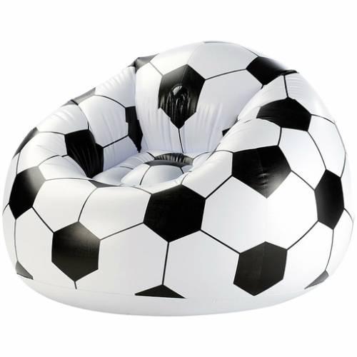 Puff Bestway 75010 Inflable p/ Niños Futbol