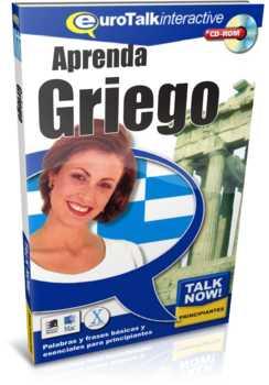 Curso de Griego en 1 CD. TALK NOW.