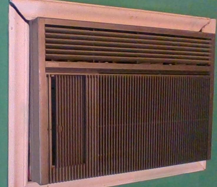 Aire acondicionado de ventana